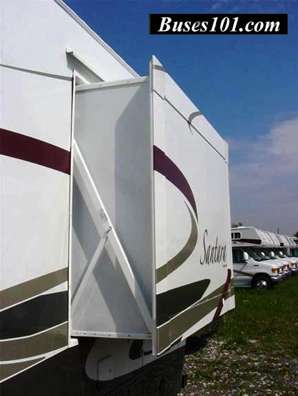 Portable Rv Awning Covers : Diy rv slide out cover do it your self